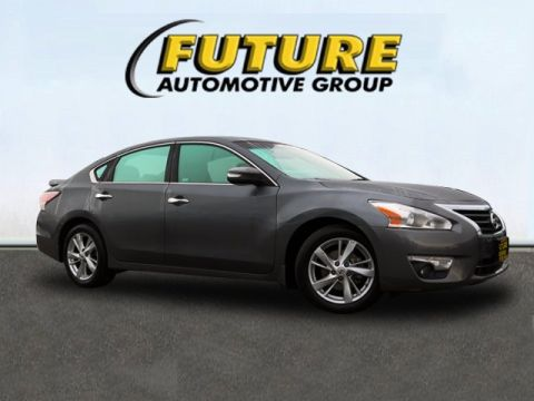 Certified Pre-Owned 2014 Nissan Altima
