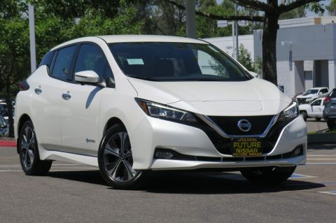 New 2018 Nissan LEAF SL