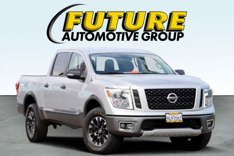 Certified Pre-Owned 2018 Nissan Titan PRO