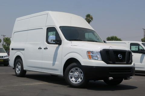 New 2018 Nissan NV Cargo SV