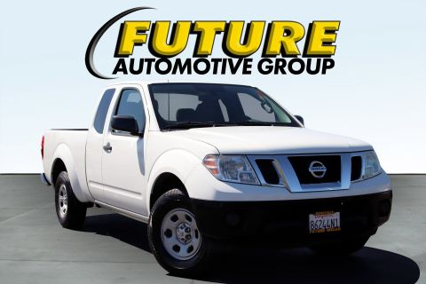 Pre-Owned 2014 Nissan Frontier King Cab S