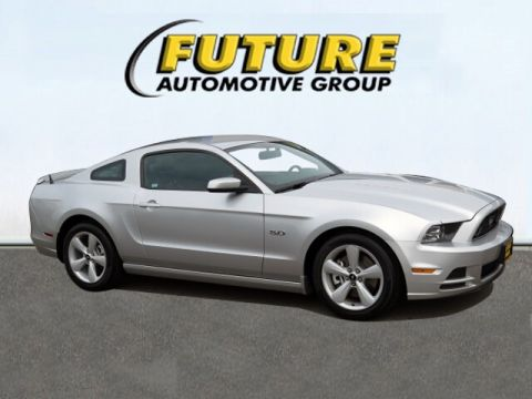 Pre-Owned 2014 Ford Mustang