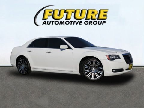 Pre-Owned 2014 Chrysler 300 300S With Navigation
