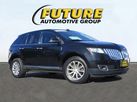 Pre-Owned 2014 Lincoln MKX