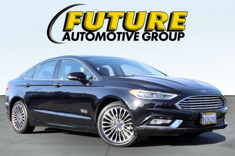 Pre-Owned 2017 Ford Fusion Energi