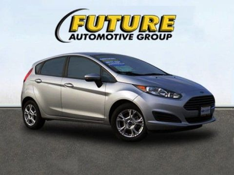 Pre-Owned 2015 Ford Fiesta SE Front Wheel Drive HB SE