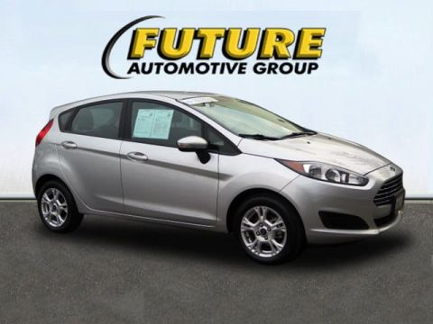 Pre-Owned 2016 Ford Fiesta SE Front Wheel Drive Hatchback