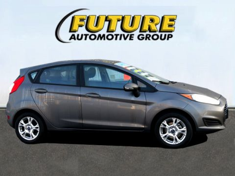 Pre-Owned 2014 Ford Fiesta