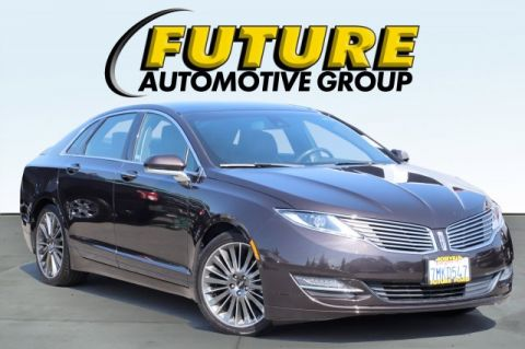 Pre-Owned 2015 Lincoln MKZ Black Label