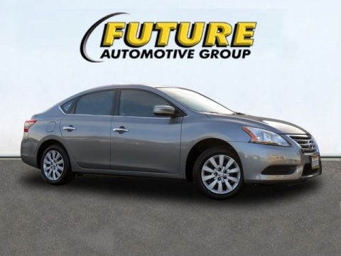 Certified Pre-Owned 2014 Nissan Sentra FE+ SV