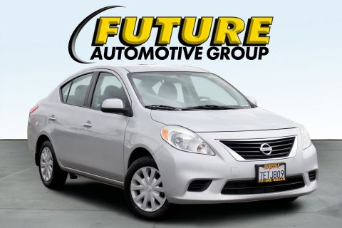 Certified Pre-Owned 2014 Nissan Versa SV