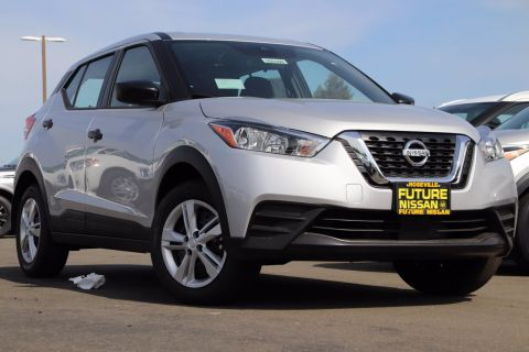 New 2020 Nissan Kicks S