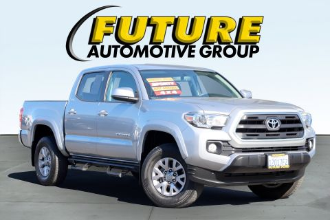 Pre-Owned 2017 Toyota Tacoma Double Cab