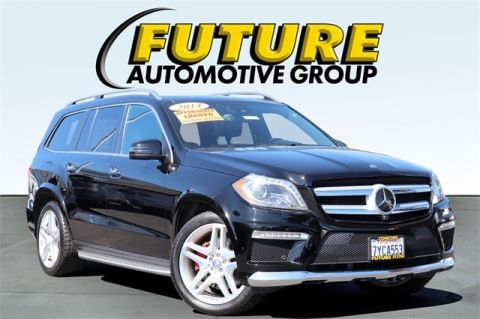 Pre-Owned 2014 Mercedes-Benz GL-Class GL 550 4MATIC®