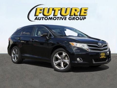 Pre-Owned 2013 Toyota Venza Front-wheel Drive Crossover