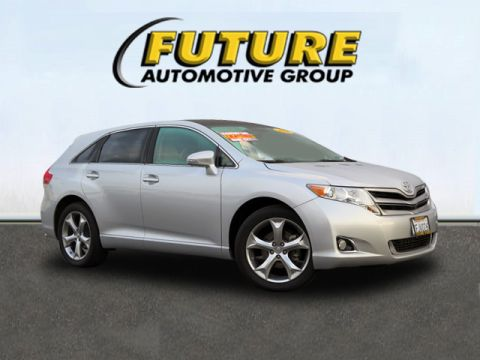 Pre-Owned 2014 Toyota Venza FWD LE