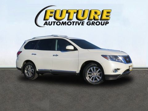 Certified Pre-Owned 2015 Nissan Pathfinder SL Four Wheel Drive Sport Utility