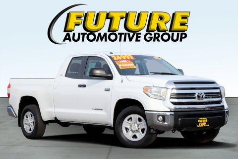 Pre-Owned 2016 Toyota Tundra 2WD Truck SR5 V8
