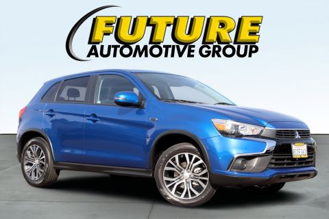 Pre-Owned 2017 Mitsubishi Outlander Sport Sport Utility
