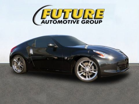 Pre-Owned 2012 Nissan 370Z Touring RWD 2dr Car