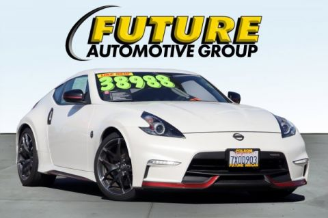 Certified Pre-Owned 2017 Nissan 370Z Nismo