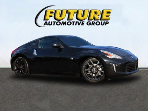 Certified Pre-Owned 2016 Nissan 370Z RWD 2dr Car