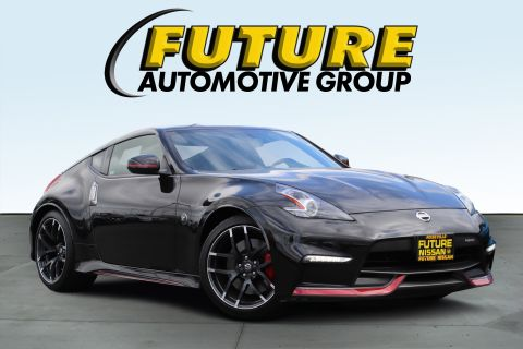 Certified Pre-Owned 2018 Nissan 370Z Coupe NISMO