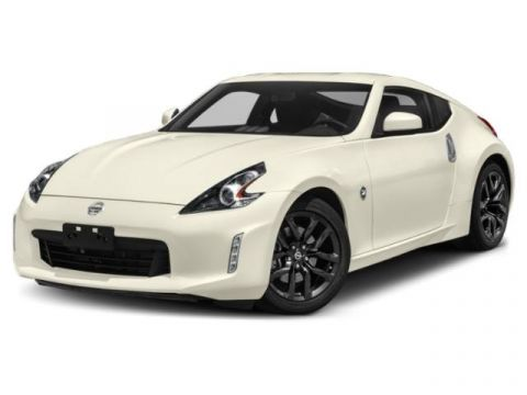 Pre-Owned 2018 Nissan 370Z Coupe Touring