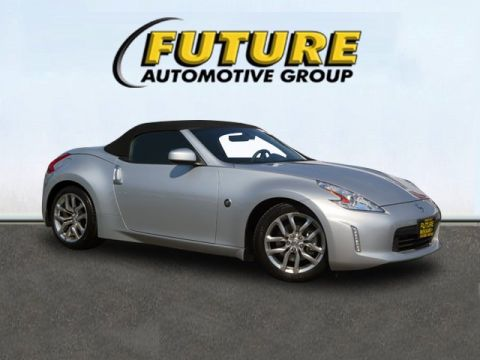 Certified Pre-Owned 2013 Nissan 370Z RWD Convertible