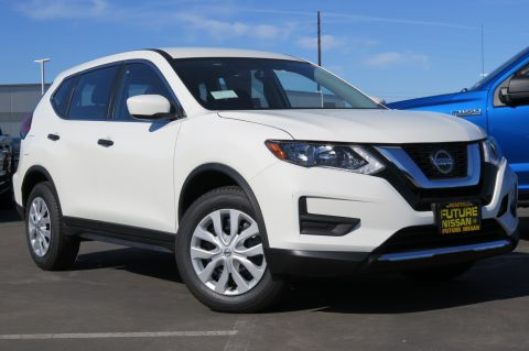 New 2018 Nissan Rogue S FWD Sport Utility