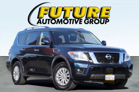 Certified Pre-Owned 2019 Nissan Armada SV