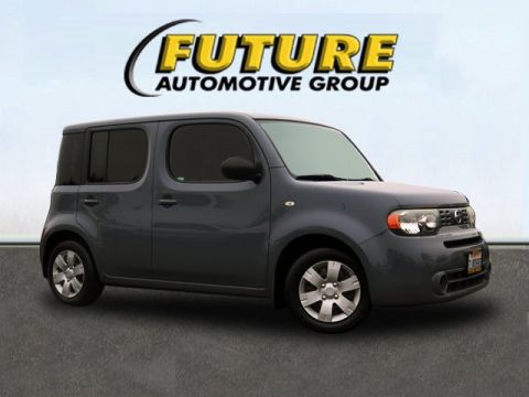 Certified Pre-Owned 2013 Nissan cube S