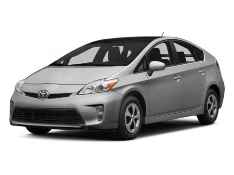 Pre-Owned 2014 Toyota Prius Two FWD Hatchback