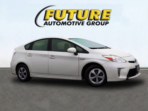 Pre-Owned 2014 Toyota Prius Four FWD Hatchback