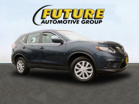 Certified Pre-Owned 2016 Nissan Rogue S AWD