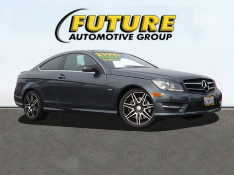 Pre-Owned 2013 Mercedes-Benz C-Class C250