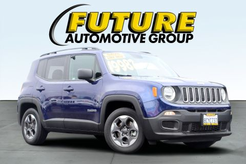 Pre-Owned 2018 Jeep Renegade Sport FWD